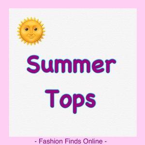 Get Summer Ready everyone! Shop my closet!